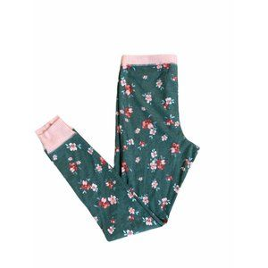 BP Green Duck Lizzie Floral Lounge Pants - NWT